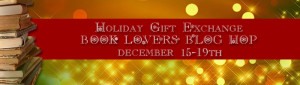 Holiday Gift Exchange - Book Lovers Blog Hop Banner