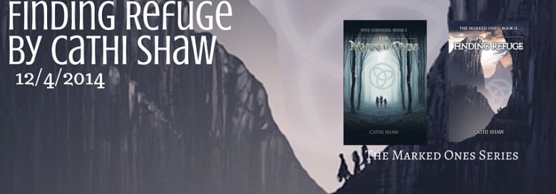 Finding Refuge by Cathi Shaw